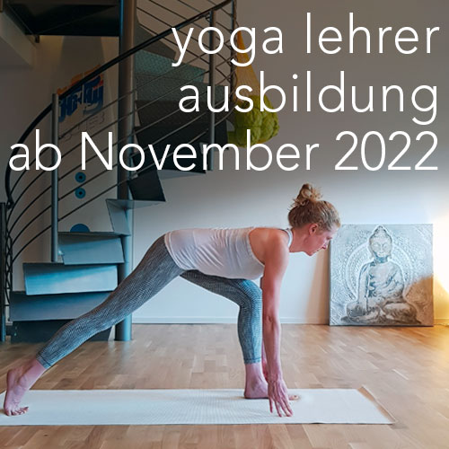 yin yoga alignment ausbildung